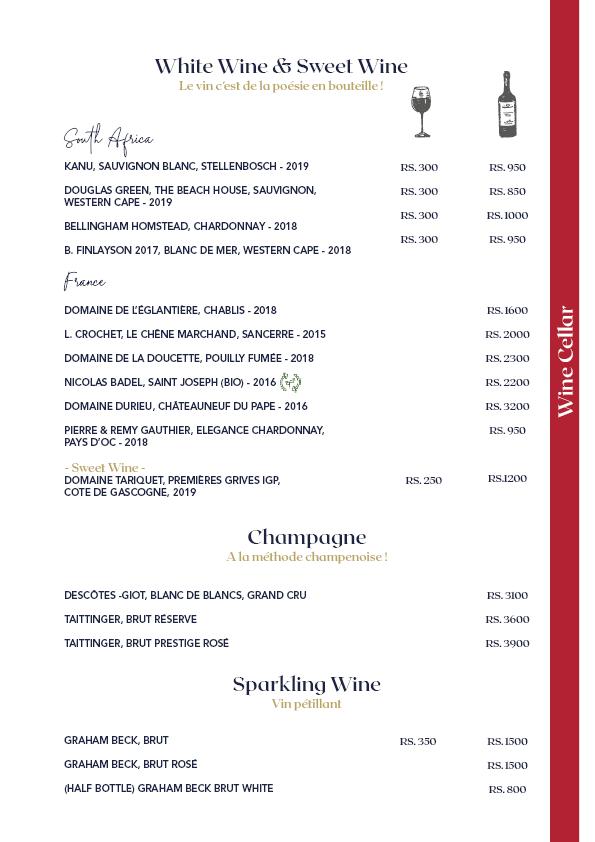 Menu 21 Wine List2